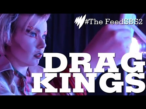 Inside Melbourne's Drag King sub-culture (The Feed)