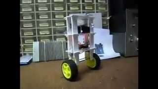 getlinkyoutube.com-Arduino self balancing robot with  MPU6050 and L293