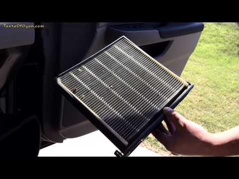 Honda Odyssey 2011, 2012, 2013, 2014 Cabin Filter Replacement - DIY (Model 80292-SHJ-A41)