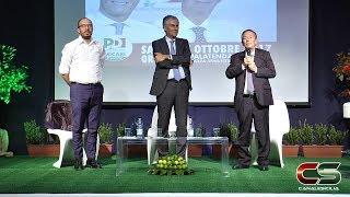 Incontro a Brolo con  Giuseppe Laccoto, Fabrizio Micari e Davide Farao... - www.canalesicilia.it