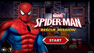 getlinkyoutube.com-Marvel Spider-Man Rescue Mission Gameplay Episode | Best Kid Games | Spiderman Games
