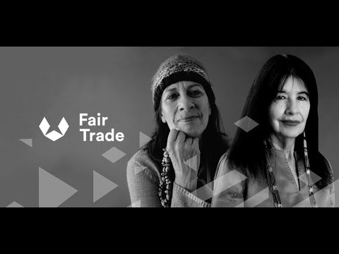 Ali Cobby Eckermann and Joy Harjo read 'Story Tree' | Fair Trade