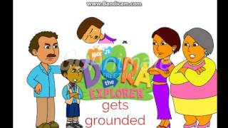 getlinkyoutube.com-Dora the Explorer gets grounded intro 1-8
