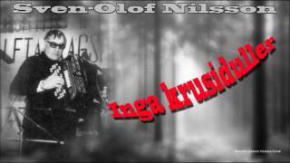 "Dragspel.Sven-Olof Nilsson spelar sin egen polka ""Inga Krusiduller"""