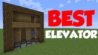 getlinkyoutube.com-Minecraft 1.11: Redstone Tutorial - Simplest Slime Elevator! (NEW Design in Description)