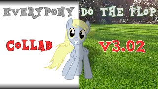 getlinkyoutube.com-MLP IRL: EVERYPONY DO THE FLOP V3.02