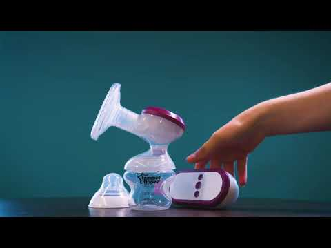 Tommee Tippee Made for Me Single Electric Breast Pump