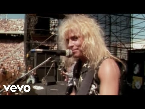 Poison - I Won't Forget