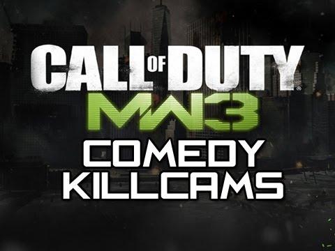 MW3 Comedy Killcams - Episode 1 (Funny MW3 Killcams with Reactions)