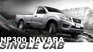 getlinkyoutube.com-Nissan NP300 Navara Single Cab