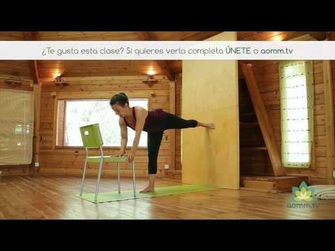 Yoga online - Posturas de pie para fortalecer