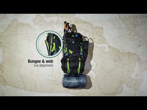 Woods Convoy Backpack