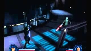 getlinkyoutube.com-Star Wars Episode 3: Revenge Of The Sith PS2 Game - Level 4 - Anakin Skywalker Vs. Count Dooku
