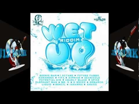 AIDONIA - YOU HOLD U MAN (CLEAN) WET UP RIDDIM - SEANIZZLE RECS