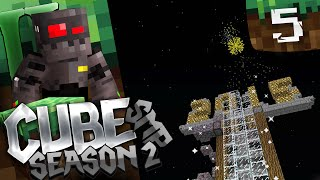 Minecraft Cube SMP S2 Episode 5: Happy New Years
