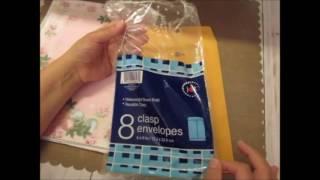 getlinkyoutube.com-Loaded Envelope with Pocket Tutorial