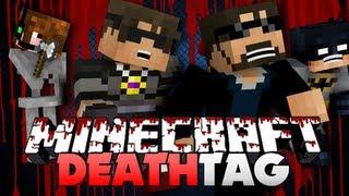 getlinkyoutube.com-Minecraft DEATH TAG - DEADLOX HAS ISSUES!! LOL