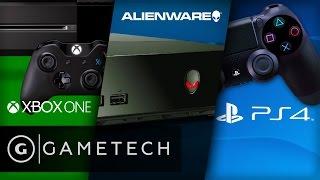 getlinkyoutube.com-$550 Alienware Alpha vs. PS4 and Xbox One Graphics Comparison - GameTech