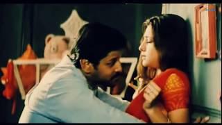 Love # liplock 😍💋 best // vikram love sence //tamil