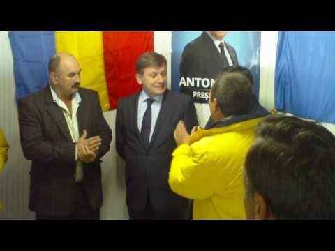 Matca - Inaugurarea noului sediu al PNL