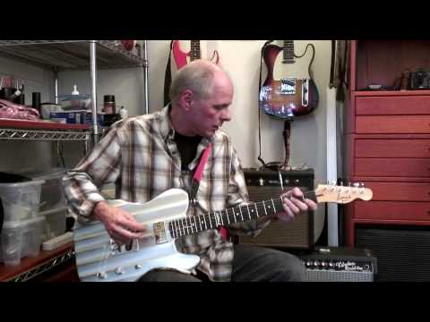 Liquid Metal Guitar Demo