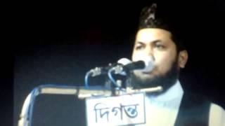 Hamidi Lecture in Sylhet Alia madrasa . Sheikh Saleh Ahmed