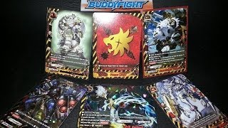 Future Card BuddyFight Danger World Deck Profile