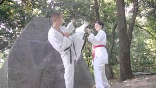 getlinkyoutube.com-Wkf Kumite Training-THE WAY OF WARRIOR