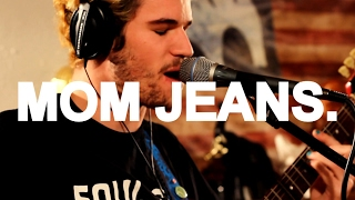 "Mom Jeans. - ""Death Cup"" Live at Little Elephant (1/3)"