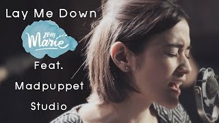 Lay Me Down - Sam Smith | Cover By Zommarie Feat. Madpuppetstudio