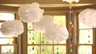 getlinkyoutube.com-How to Make Tissue Paper Clouds | Kin Community