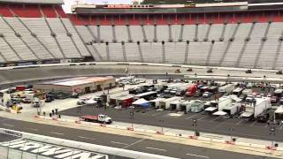 getlinkyoutube.com-Bristol Motor Speedway, Xtreme Sprint Cars, 2011-10-01