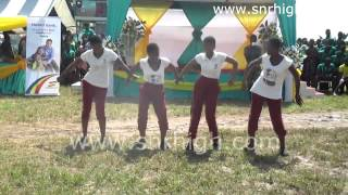 getlinkyoutube.com-Kumasi Wesley Girls Performing at the 2014  Asanteman Funfair