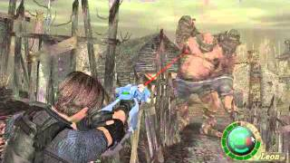 getlinkyoutube.com-RESIDENT EVIL 4 MODO IMPOSIBLE
