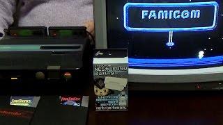 getlinkyoutube.com-Retro Freak NES Adapter for Famicom Review
