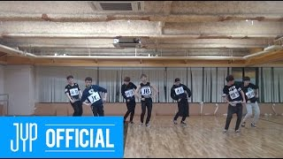 "getlinkyoutube.com-GOT7 ""Girls Girls Girls"" Dance Practice"
