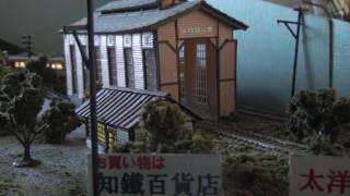 getlinkyoutube.com-HO(16番)ゲージ KATO キハ58系が、レイアウトを周回。