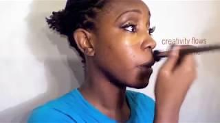 getlinkyoutube.com-Black Opal Foundation Stick Tutorial and Review