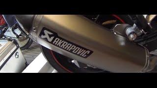 getlinkyoutube.com-Akrapovic exhaust cb500x sound review , also fits cb500r & cb500f