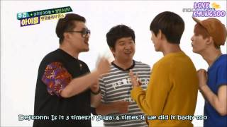 getlinkyoutube.com-[ENG] 150617 BTS Weekly Idol: Random Play Dance Cut