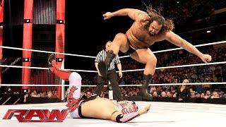 getlinkyoutube.com-Kalisto vs. Rusev: Raw, February 1, 2016