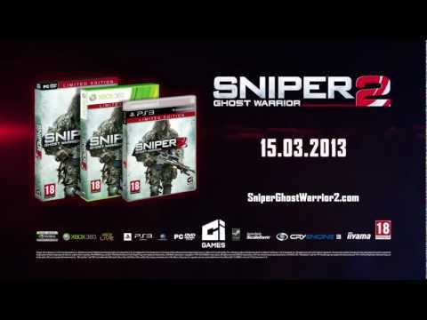 Sniper: Ghost Warrior 2 Launch Trailer | Multi Format | News