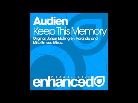 Audien - Keep This Memory (Original Mix)