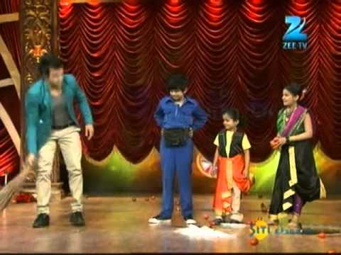 India's Best Dramebaaz March 31 '13 - Team Dhamaka Group Act_2