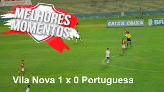 getlinkyoutube.com-Melhores momentos Vila Nova 1 x 0 Portuguesa