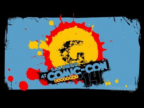 GameSpot at Comic-Con 2014!