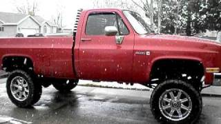 getlinkyoutube.com-86 GMC Truck Walkaround