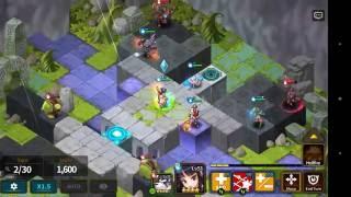 getlinkyoutube.com-Fantasy war tactics: lost island - Chenny