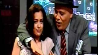getlinkyoutube.com-Hot Latin Babe LARISSA RIQUELME Teases TV Presenters