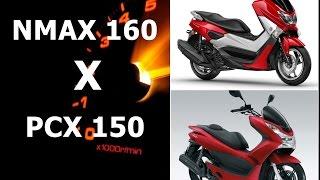 getlinkyoutube.com-NMAX vs PCX